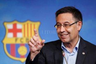 El presidente del Barcelona celebró la decisión de su equipo