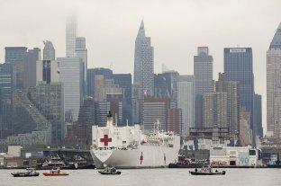 EE.UU. supera las 3.000 muertes y los infectados son más de 160 mil