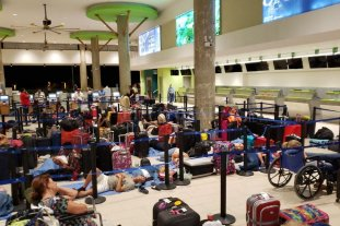 República Dominicana: 800 argentinos varados en Punta Cana piden volver al país