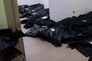 Guayaquil: arrojan a las calles cadáveres de presuntos fallecidos por Covid-19 - Además los cuerpos se acumulan en los hospitales.