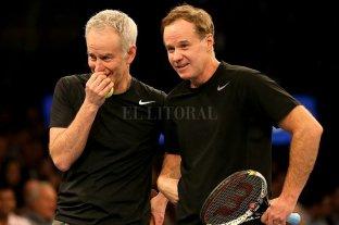 Tenis: Patrick McEnroe tiene coronavirus