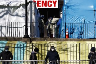 Estados Unidos se convirtió en el tercer país con más muertos por coronavirus