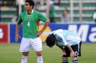 A 11 años de un papelón histórico de la Selección Argentina -  -