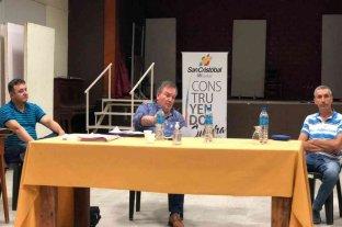 Michlig encabezó la primera reunión del Comité de Emergencia en San Cristóbal