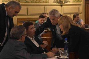 Pirola confirmó que los Senadores cobraran el 50% de su sueldo