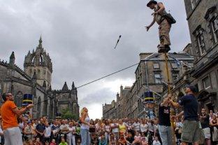 Por el coronavirus, Edimburgo suspende sus tradicionales festivales