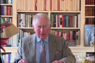 El príncipe Carlos confirmó que superó el Covid-19