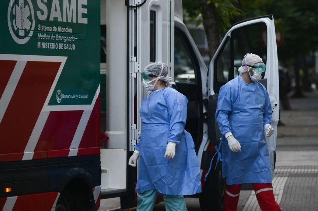 Murió un hombre de 71 años y ya suman 28 los fallecidos por coronavirus en Argentina -  -
