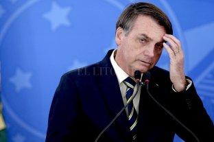 Bolsonaro llamó a un pacto para preservar la vida y el empleo