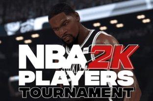 La NBA organizará el torneo virtual 2K Players-Only con basquetbolistas de la competición