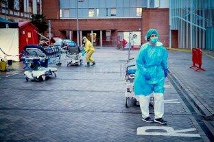 El Reino Unido roza los 5.000 fallecidos por coronavirus y los 50.000 contagios