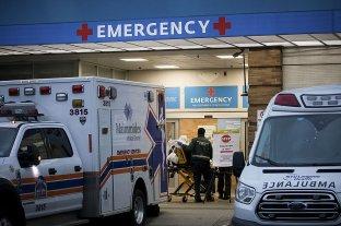 Un sanjuanino murió por coronavirus en Estados Unidos