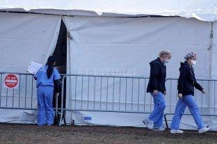 Estados Unidos: 889 muertos en las últimas 24 horas
