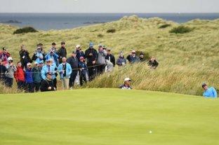 Cancelaron el Abierto Británico de golf