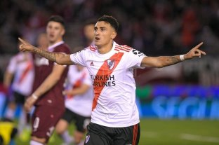 Belgrano intimó a River por una deuda en el pase de Matías Suárez