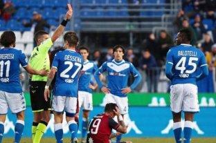 Si se reanuda la liga A, el Brescia abandonará el torneo