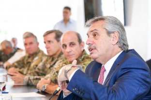"""""""Hoy, como cada 2 de abril, reivindicamos nuestra soberanía"""", dijo el Presidente"""
