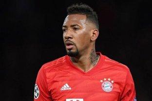 Bayern Munich multó a Jerome Boateng por quebrar la cuarentena