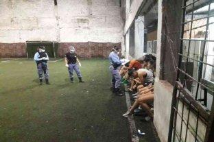 Chaco: en plena cuarentena, jugaban un partido de fútbol y fueron detenidas
