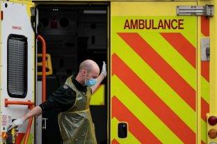 El Reino Unido volvió a reportar su máximo diario de muertes por coronavirus y sumó 4.200 contagios