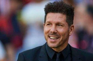 Simeone y el plantel aportarán para pagar sueldos de empleados de Atlético de Madrid
