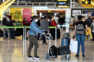Habilitan el arribo de dos vuelos diarios de repatriación