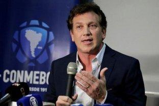 """""""No hay apuro para volver a jugar"""", afirmó presidente de Conmebol"""