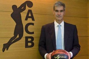 """Suspenden la Liga de básquetbol española """"por tiempo indeterminado"""""""