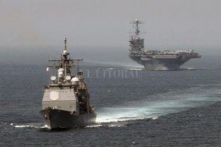 EEUU duplica la cantidad de buques militares y soldados frente a las costas de Venezuela