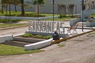 Barrancas: hallaron un arma de fuego abandonada en la vía pública