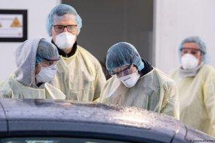 Alemania superó los 91.000 casos de coronavirus y las 1.300 muertes