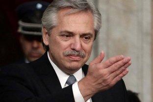 El Presidente dispuso entregar fondos a las provincias por 120 mil millones de pesos -  -