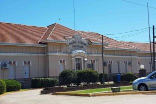 Gestionan la ampliación del Hospital Regional José Vionnet de Pilar