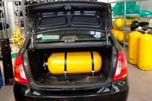 Establecen limitaciones para la renovación de obleas de vehículos con GNC