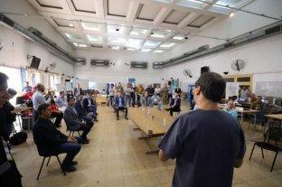 Más de 6.600 voluntarios inscriptos en Córdoba para hacer frente a la pandemia