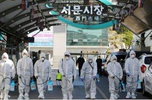 Corea del Sur supera los 10.000 casos de coronavirus