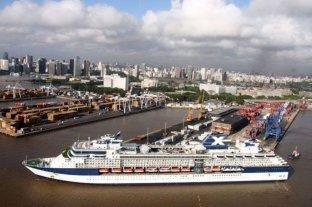Fijan condiciones sanitarias para el ingreso de barcos al Puerto de Buenos Aires