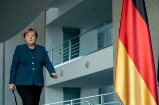 Angela Merkel visitó al opositor ruso Alexei Navalny en el hospital