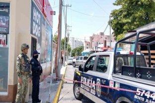 Al menos 11 detenidos tras un fuerte enfrentamiento entre policías y delincuentes en Cancún