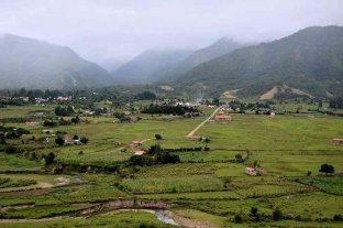 Un pueblo de Salta quedó aislado por la cuarentena