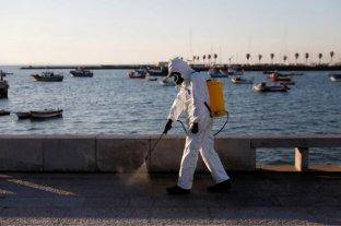 Portugal registra récord diario de 37 muertes por coronavirus y roza los 10.000 contagios