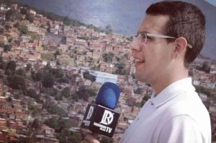 Tras 12 días detenido, el régimen de Nicolás Maduro liberó al periodista Darvinson Rojas