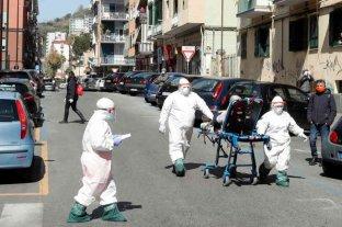 Italia: se confirmaron 766 muertes por coronavirus en las últimas 24 horas