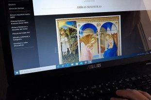 """Record de visitas """"virtuales"""" al Museo del Prado"""