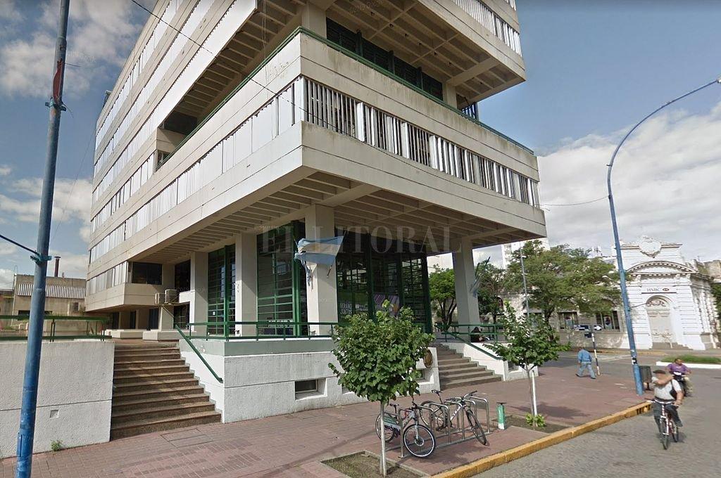 Municipalidad de la ciudad de Rafaela. Crédito: Captura digital - Google Maps Streetview