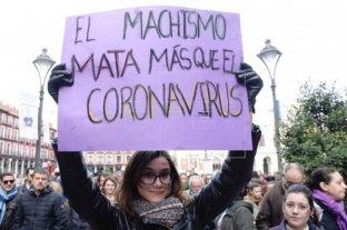 Organizaciones feministas piden a Alberto Fernández medidas contra la violencia de género
