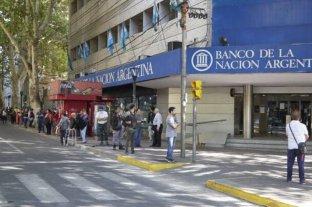 Piden al Gobierno que exceptúen a los bancos del aislamiento obligatorio