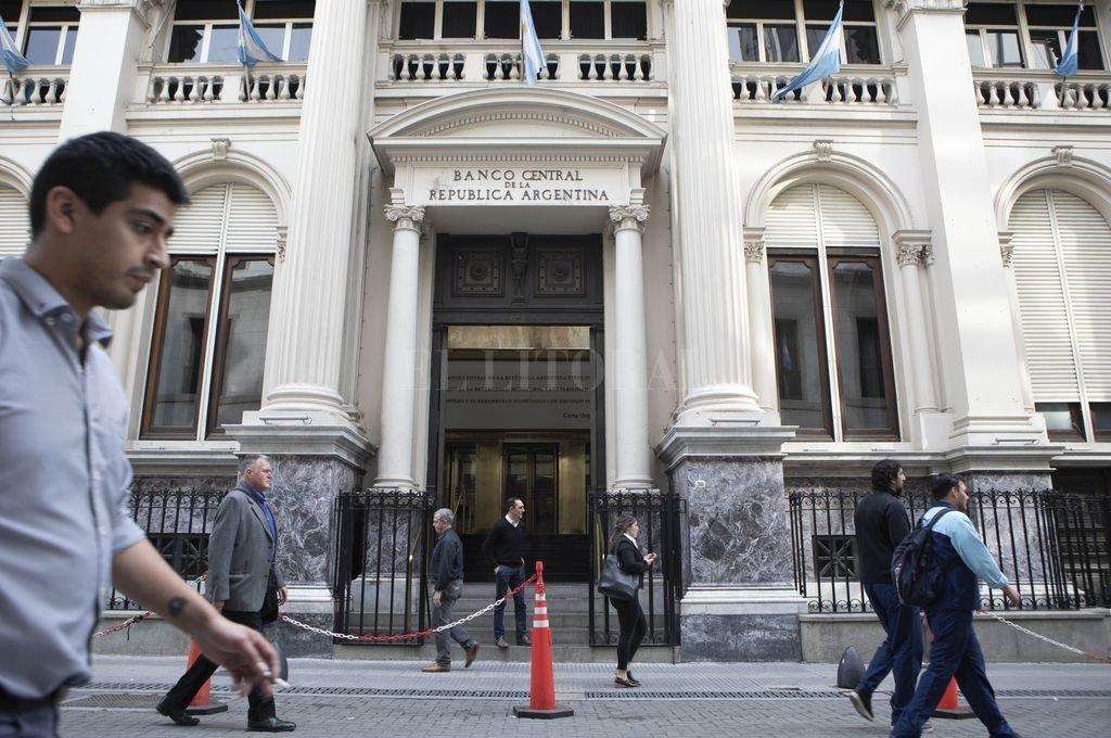 Banco Central de la República Argentina Crédito: Archivo El Litoral