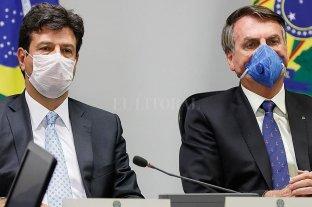 Brasil: crece la imagen del Ministro de Salud, cae la del Presidente