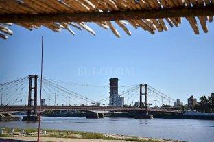 El río bajó a 1,48 metros y es la altura más baja de los últimos 40 años -  -
